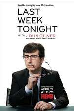 Watch Vodly Last Week Tonight with John Oliver Online