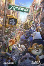 Watch Zootopia Online Vodly